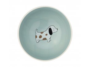 Barney Dog Bowl1