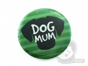 Placka DOG MUM