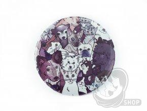 Magnet zvířázka z Handipet Rescue - Pinky
