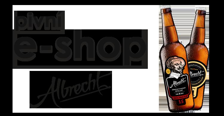 pivo Albrecht / Zámecký pivovar Frýdlant