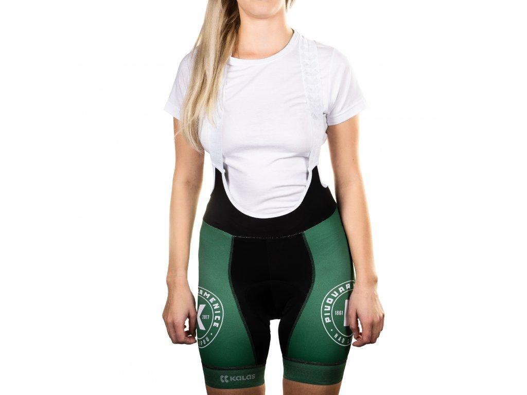 Cyklistické kraťasy - dámské