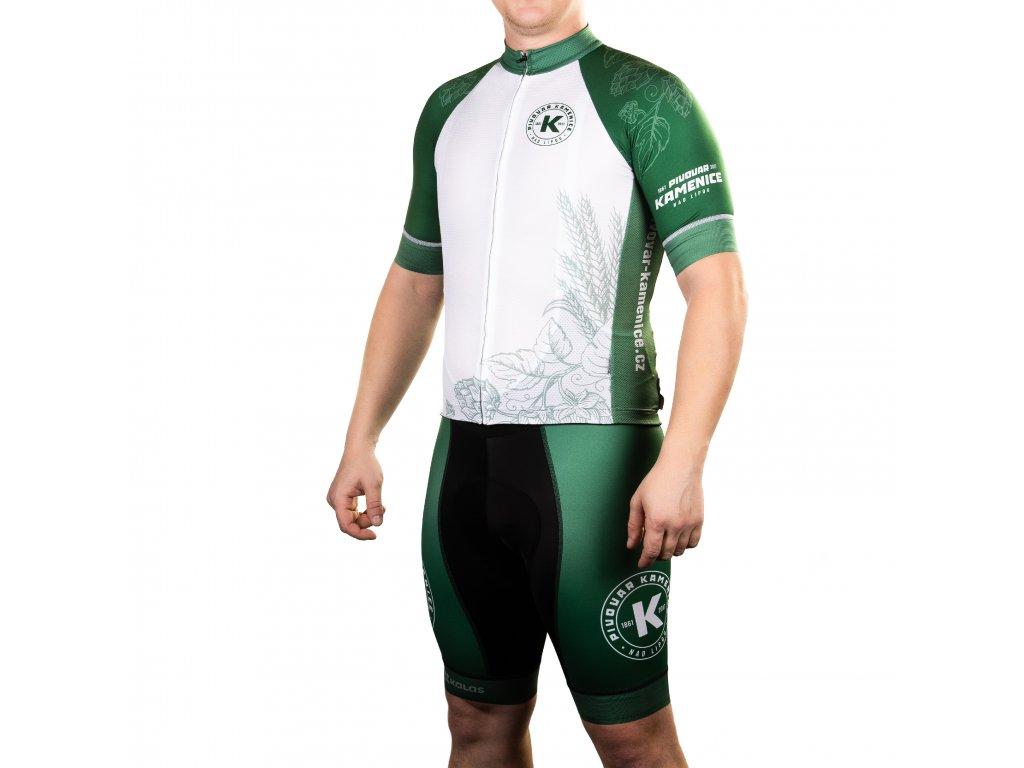 Cyklistický dres - pánský