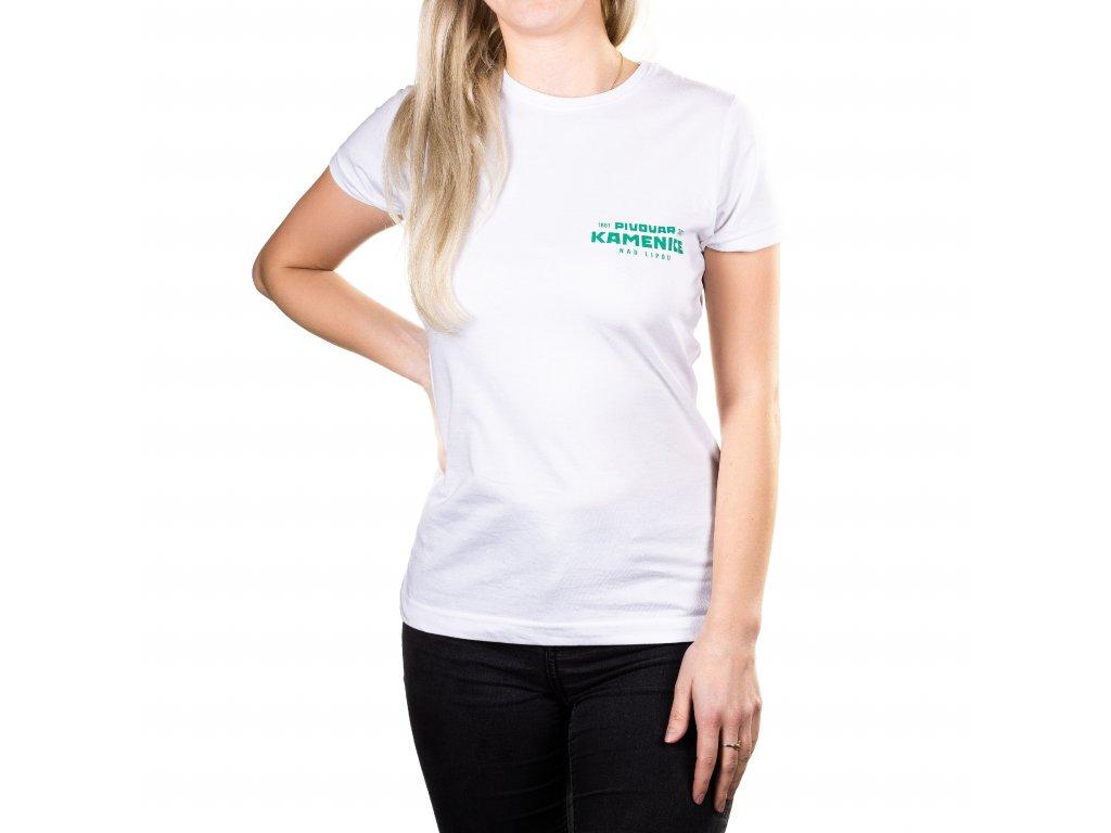 Tričko bílé - dámské