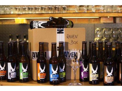 raven box25