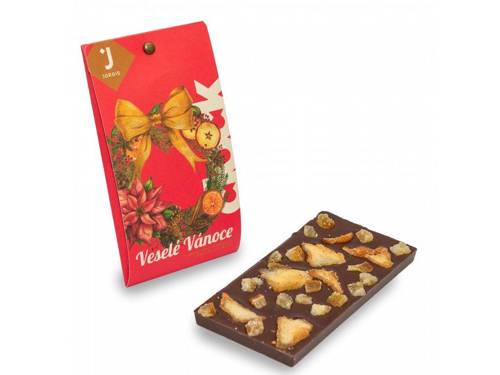 cokolada vanoce 2020