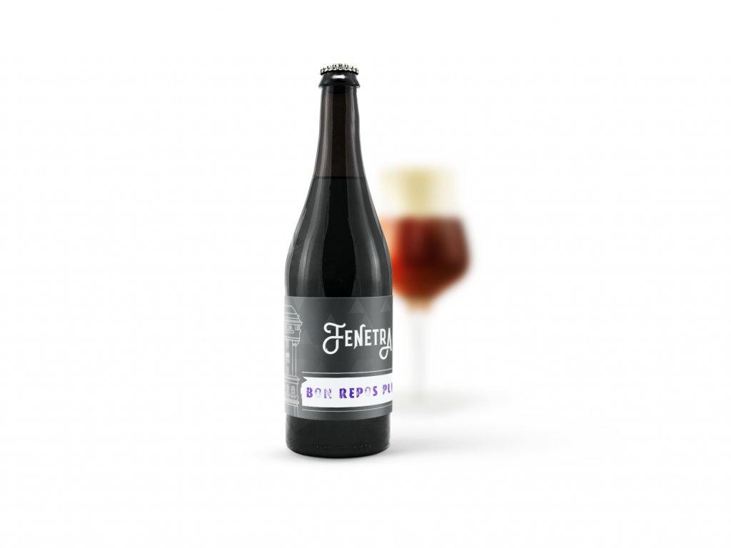 Fenetra Brewery Vizual 0,75l 3D