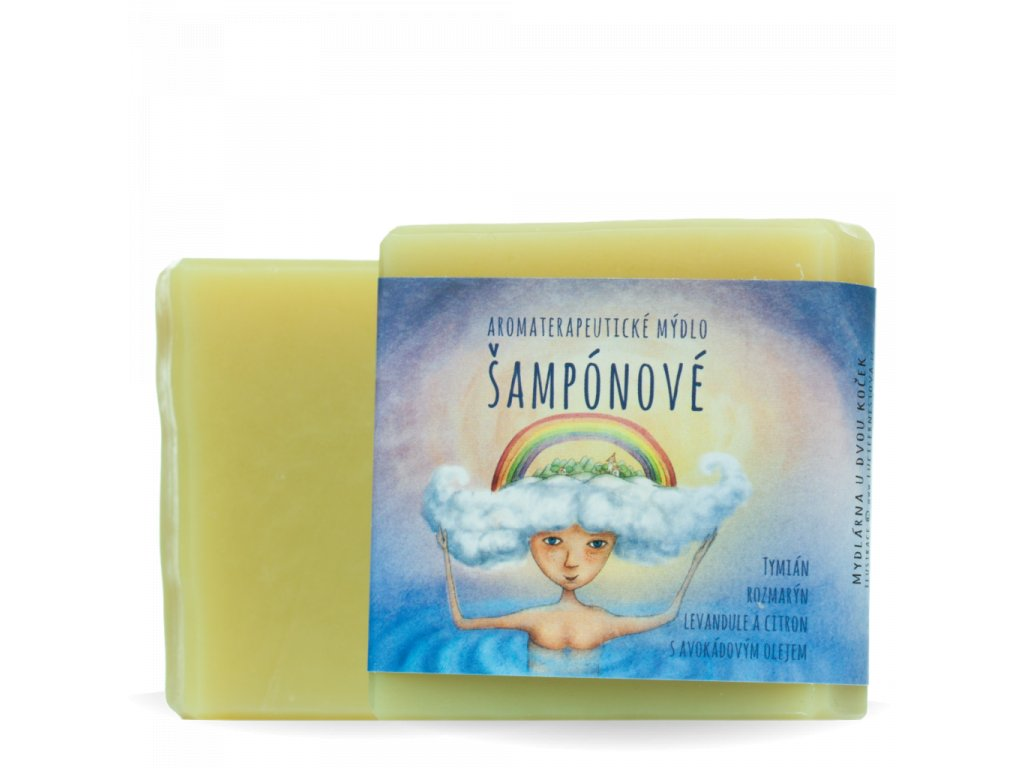 Šampónové mýdlo