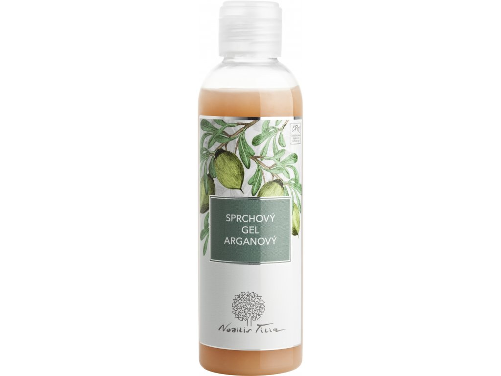 N0818I Sprchový gel Arganový 200 ml