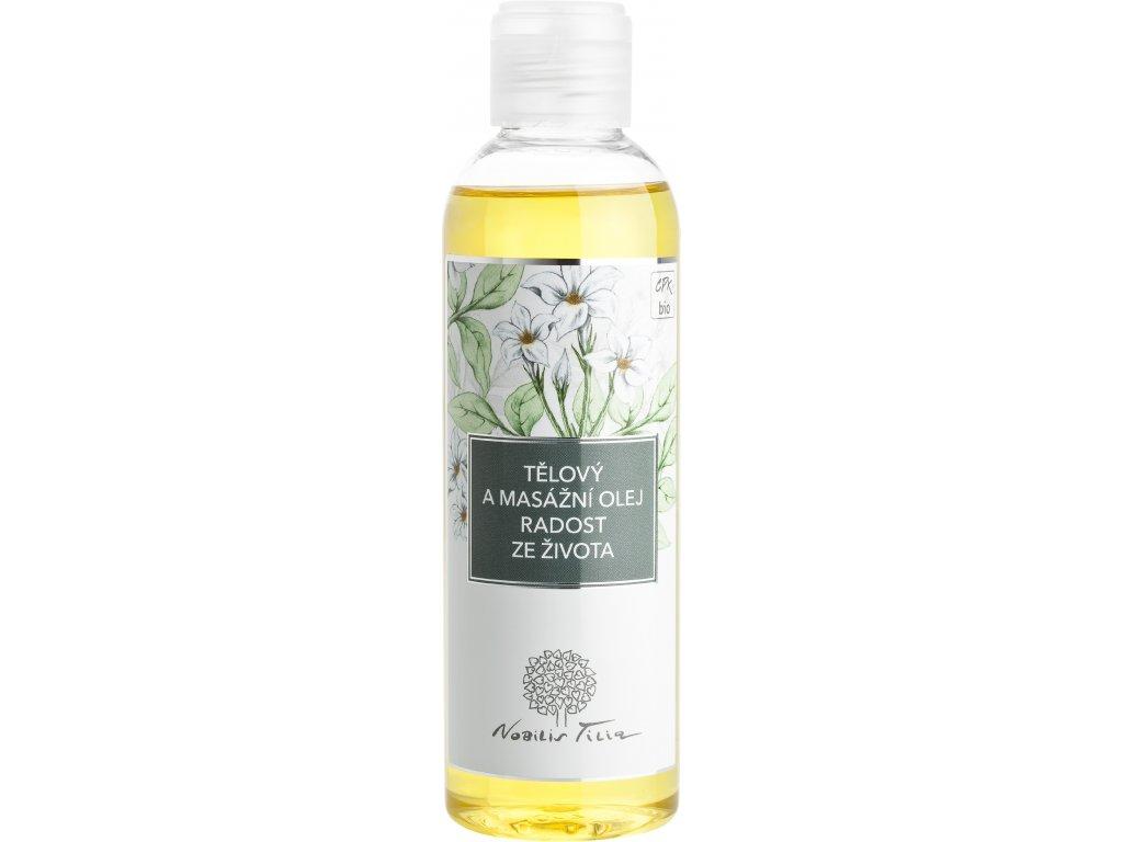 N1127I Tělový a masážní olej Radost ze života 200 ml