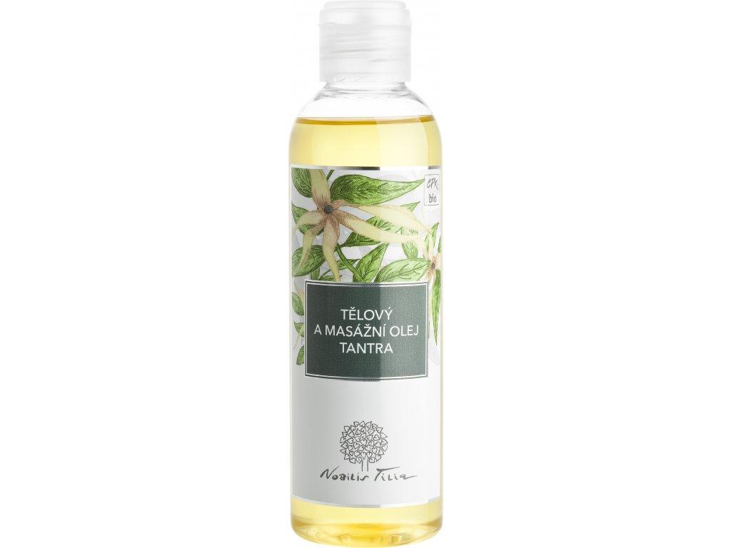 N1130I Tělový a masážní olej Tantra 200 ml