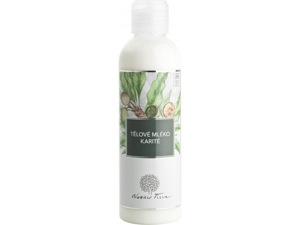 N0407I Tělové mléko Karité 200 ml