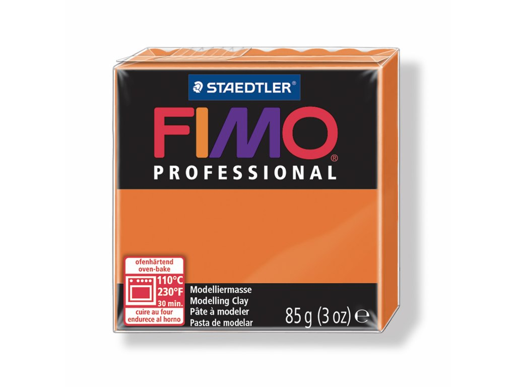 Fimo Professional - Orange