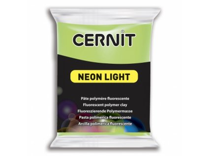 pate polymere cernit neon 2