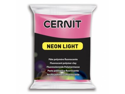 pate polymere cernit neon 4