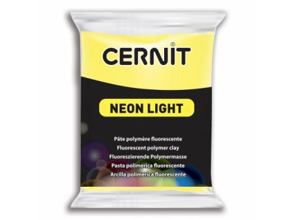 pate polymere cernit neon