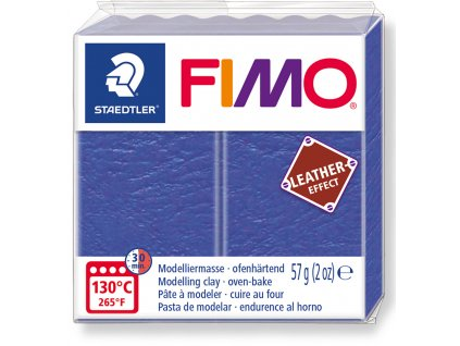 Fimo Leather - Indigo