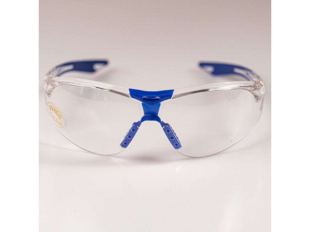Ochranné brýle Klubbhuset modré