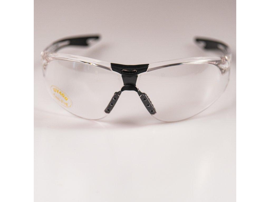 Ochranné brýle Klubbhuset černé