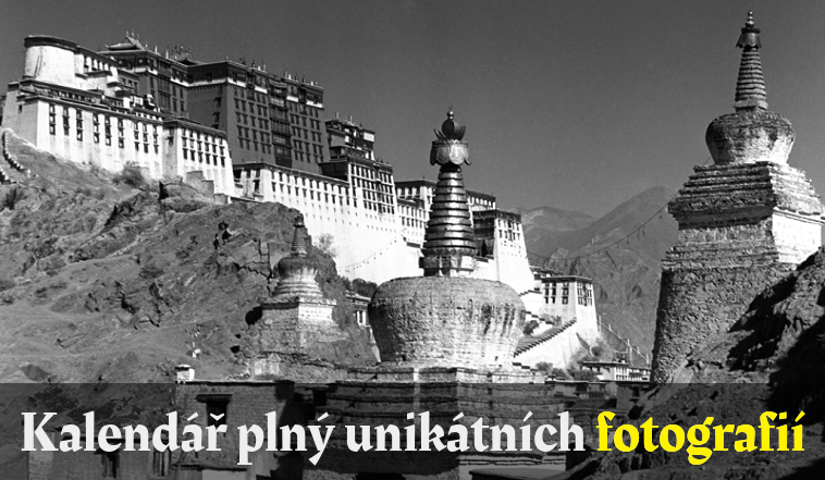 60 let od povstání v Tibetu si připomínáme vydáním speciálního kalendáře.