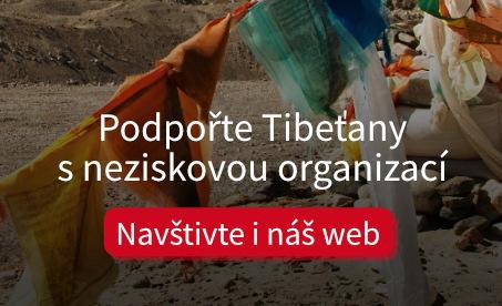 Podpořte Tibeťany