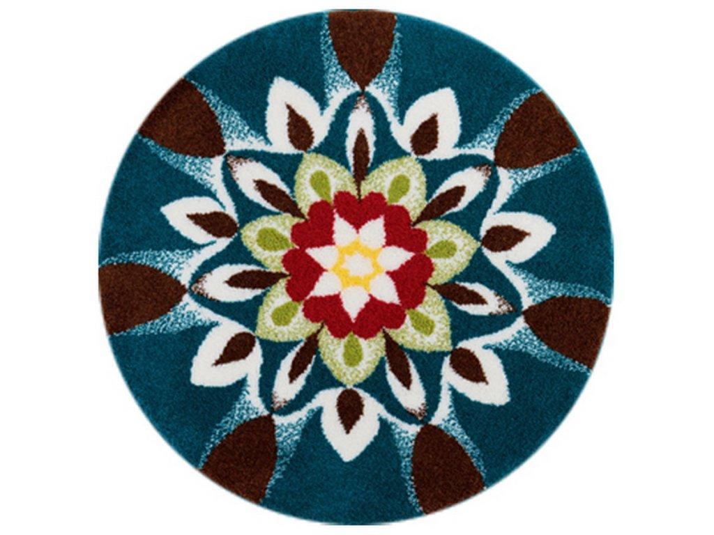 koberec mandala harmonie
