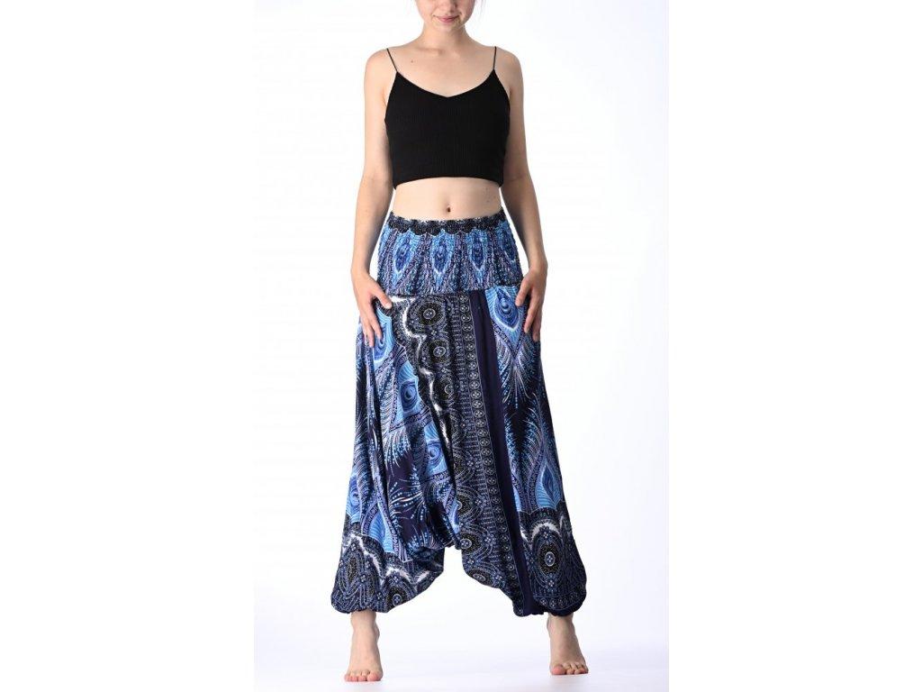 haremove kalhoty cerne