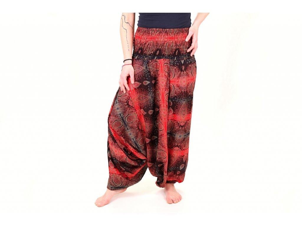 haremove kalhoty orientalni