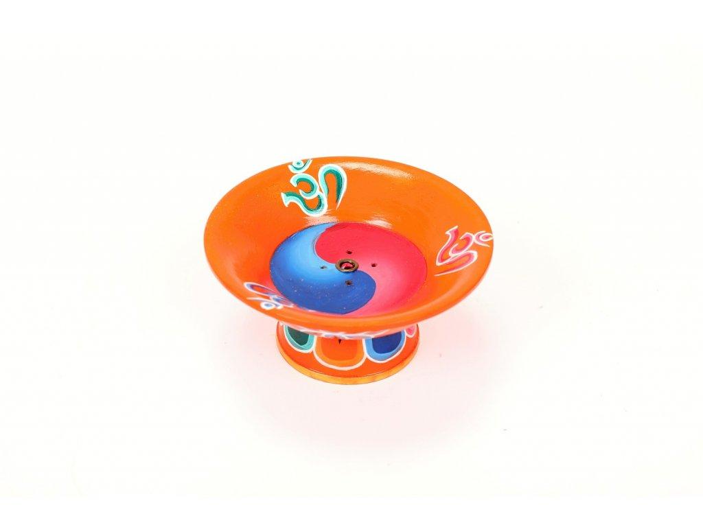 Stojanek cup oranzovy