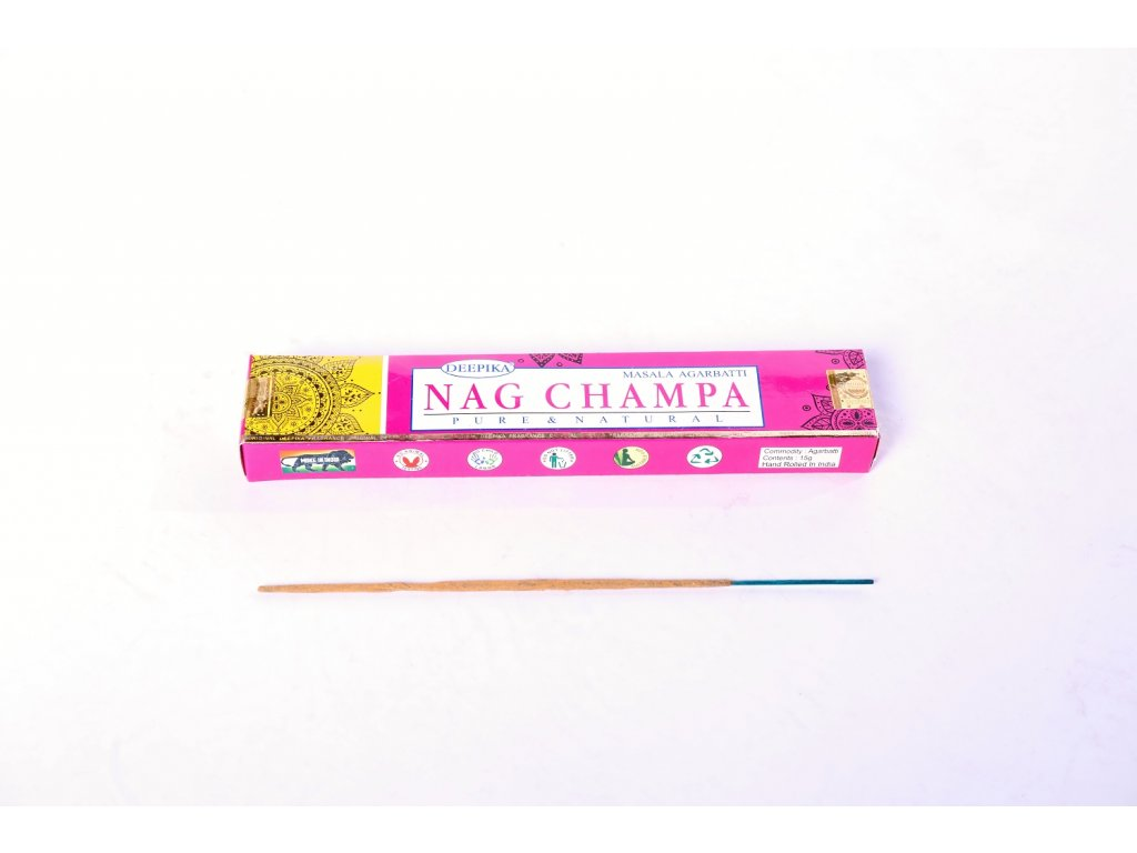 vonne tyčinky Nag champa ruzove