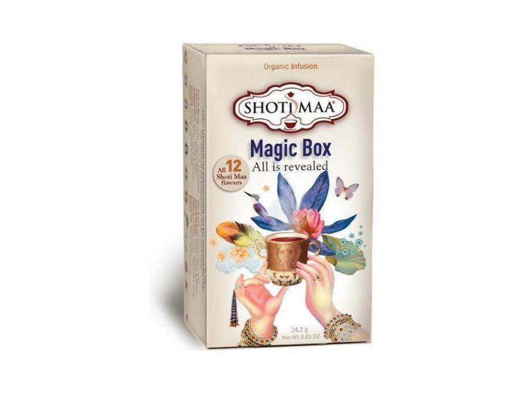 2258 bio hari kouzelna krabicka s 12ti druhy shoti maa s caju
