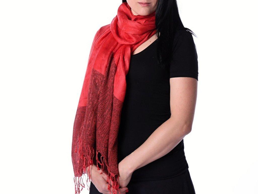 šátek oranžový (2)