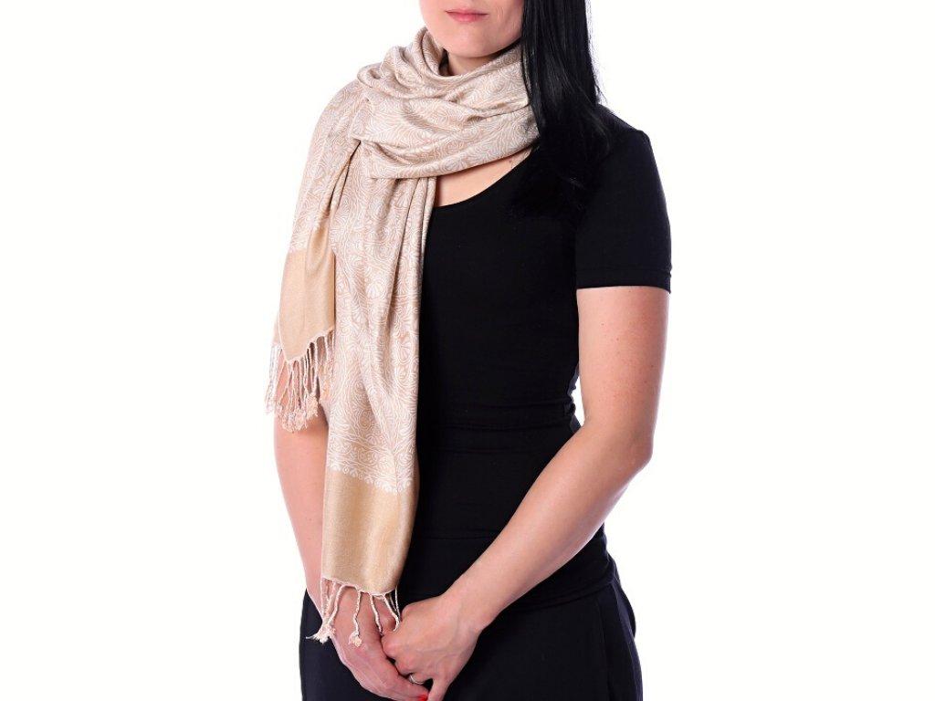 šátek oranžový (6)