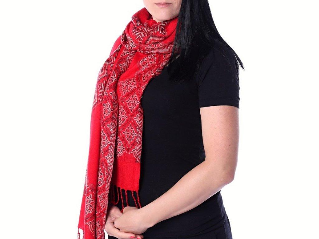 šátek oranžový (15)