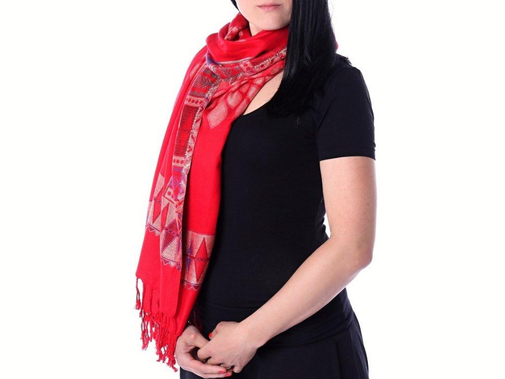 šátek oranžový (17)