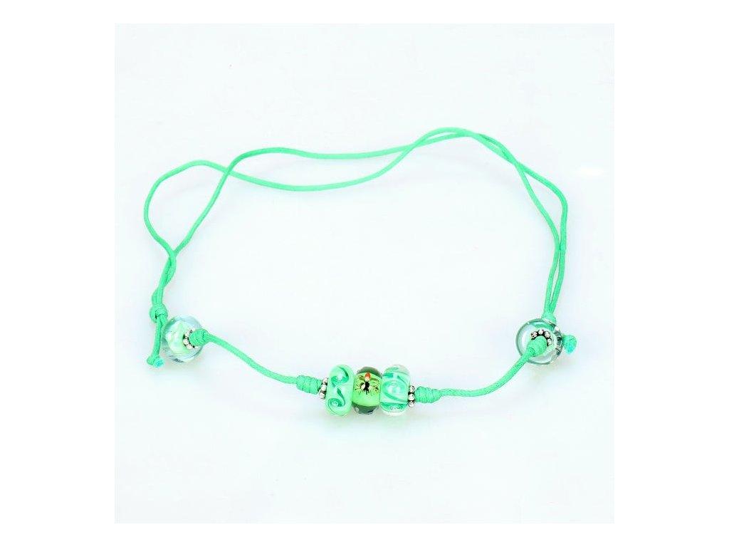 náhrdelník žabí princ