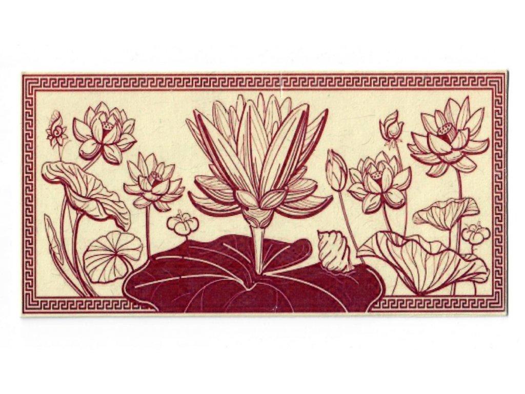 přání lotos