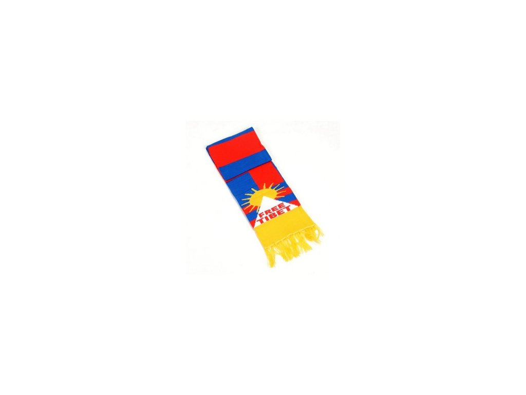 Sala s tibetskou vlajkou 300x299