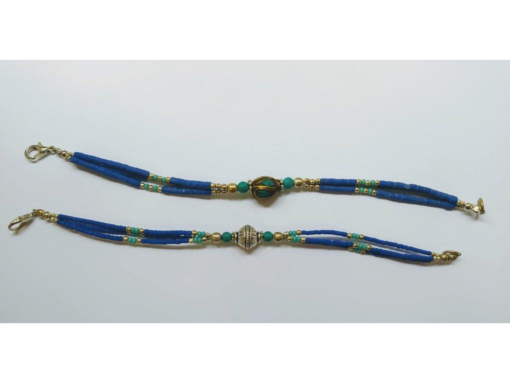 naramek lapis lazuli