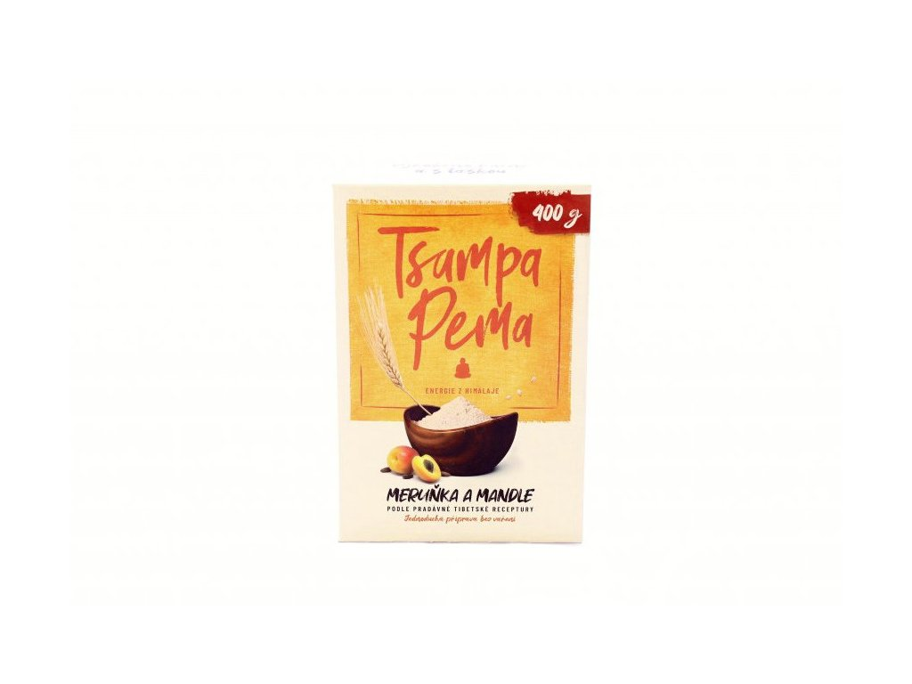 Tsampa Pema - Meruňka a mandle