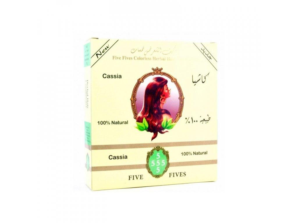 henna regeneracni zabal cassia 100g