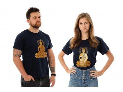 buddha modry
