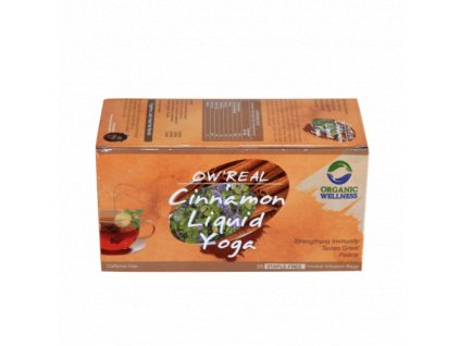 organic wellness real cinnamon liquid yoga 2