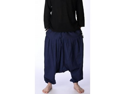 kalhoty haremove modre