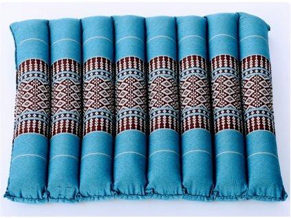 meditacni polstar podsedak modry