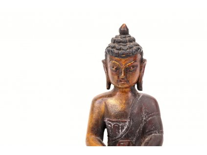 soska Buddha drevena