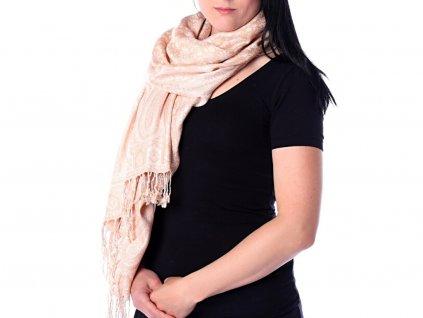 šátek oranžový (13)