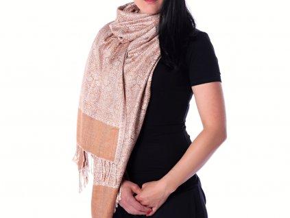 šátek oranžový (10)