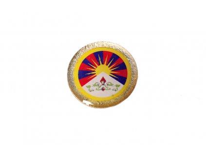 odznak kulaty 431 004