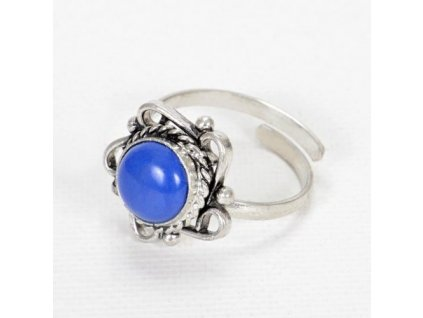 prsten modry