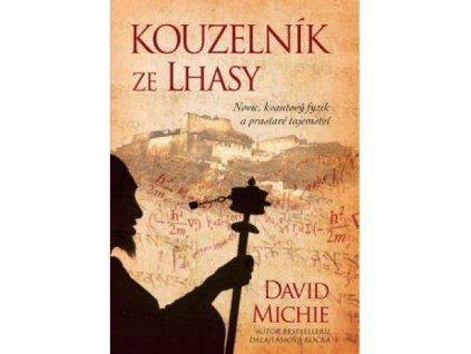 Kouzelník ze Lhasy - David Michie